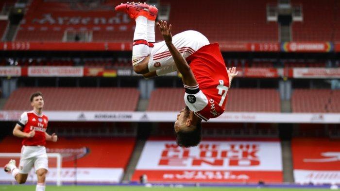 Arsenal Naik 2 Level Setelah Menang 4-0 Lawan Norwich, Leicester Terancam dari Zona Liga Champions