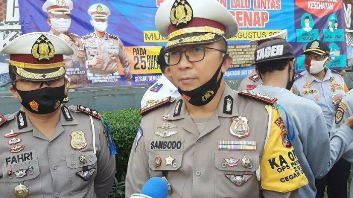 Ditlantas Polda Metro Jaya Amankan Dua Mobil Travel Gelap dan Truk yang Angkut Pemudik