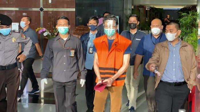 KRONOLOGI KPK Cokok Samin Tan, Diringkus di Kafe Jalan MH Thamrin Jakarta Pusat