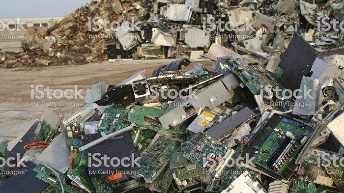 Ini Mekanisme Daur Ulang Sampah Elektronik