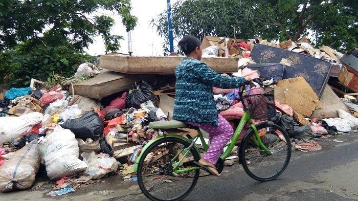 Dampak Banjir, Ada 470 Ton Sampah Terangkut di Jakarta Pusat