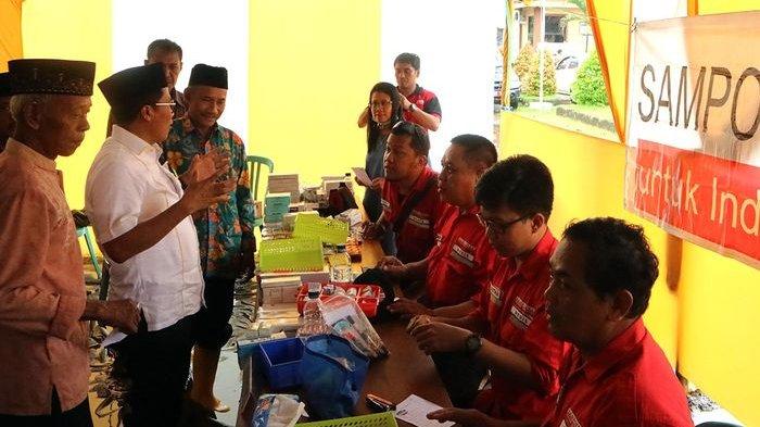 Sampoerna Gelar Pengobatan Gratis di Pasuruan