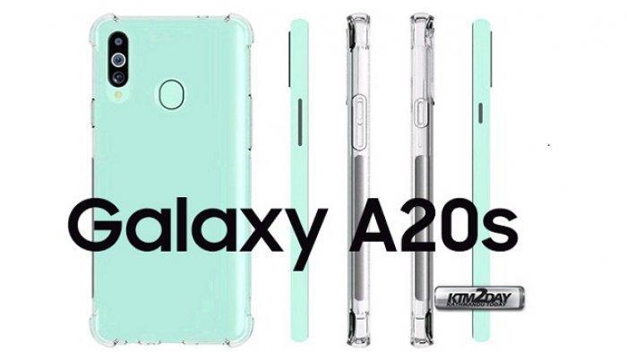 Samsung Galaxy A20s Punya Tiga Kamera Belakang, Ini Spesifikasi Bocorannnya