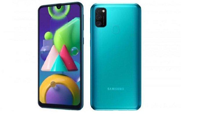 Baterai Jumbo 6.000 mAh, Samsung Galaxy M21 Tahan 29 Jam Nonton Streaming, Ini Spesifikasi Lengkap