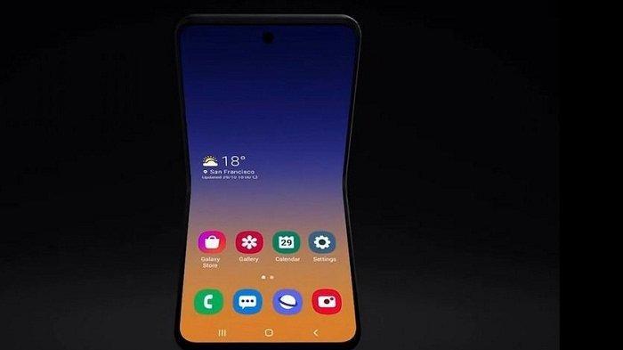 Samsung Siapkan Ponsel Lipat Baru, Desainnya Mirip Ponsel Lipat Legendaris Motorola V3