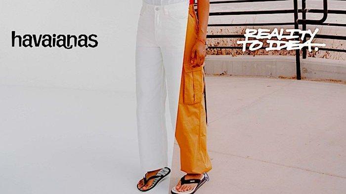 Havaianas Keluarkan Koleksi Sandal Jepit dan Kaos Kaki Monokrom | Tips Pilih Sandal yang Nyaman