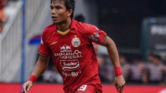 Gelandang Persija Jakarta Sandi Sute Dapat Berkah dari Penundaan Liga 1 2020