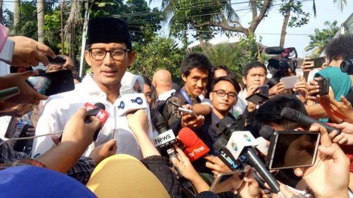 Jokowi Bilang Sandiaga Berpotensi Jadi Presiden 2024, Sandiaga: Mari Bantu Perekonomian Indonesia