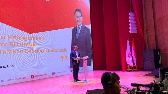 Ekonomi Indonesia Ikut Terimbas Virus Corona, Sandiaga Uno Bilang Begini