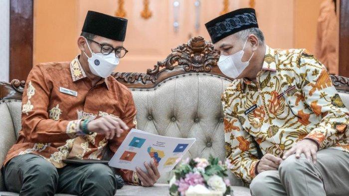 Buka Lapangan Kerja, Sandi Kolaborasi Pemprov Aceh Kejar Investasi USD 1 Miliar Uni Emirat Arab