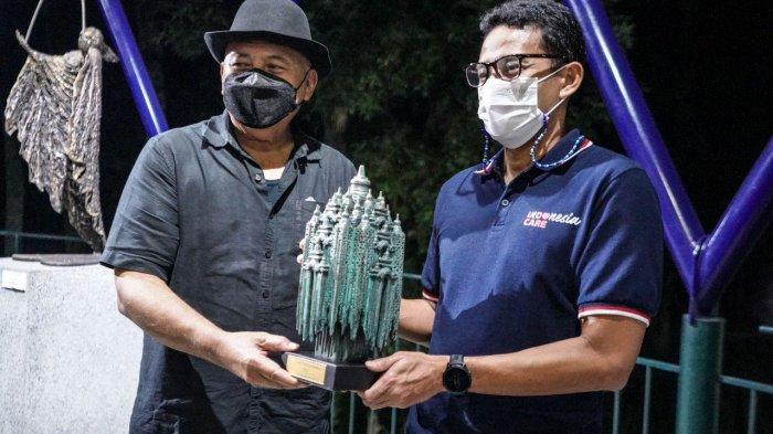 Berpotensi Tumbuhkan Sektor Parekraf, Sandiaga Uno Dukung Penuh Pembangunan Bandung Freedom Park