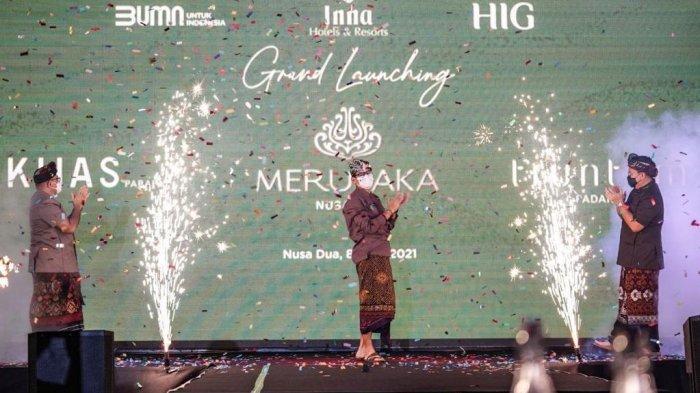 Re-branding Hotel, Kemen BUMN-Kemenparekraf Berkolaborasi Hadirkan Penginapan Bercita Rasa Indonesia
