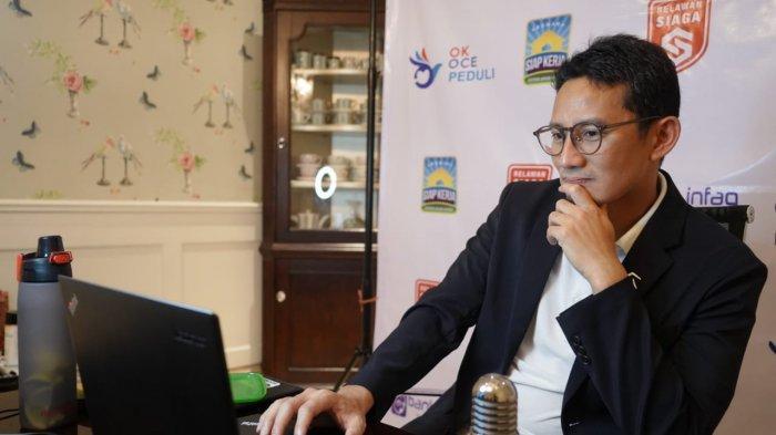 OK OCE Indonesia Gandeng Universitas Riau, Sandi Minta Alumnus Ciptakan Lapangan Kerja