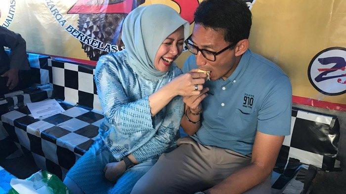 Istri Ulang Tahun Ke-49, Sandiaga Uno Beri Kado Istimewa Berupa Lagu Mesra Ahmad Dhani