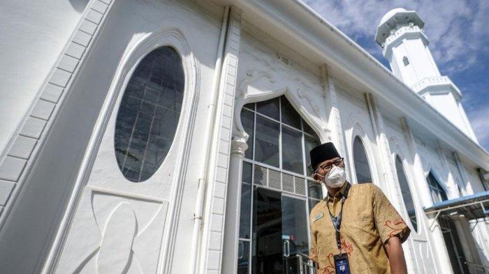 Bukti Kebesaran Allah Ketika Tsunami Aceh, Sandi: Masjid Rahmatullah Menyimpan Potensi Wisata Religi