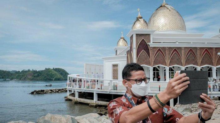 Jadi Raja Ampat-nya Sumatera, Pesisir Selatan Dinilai Sandiaga Uno Menyimpan Beragam Potensi Wisata