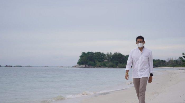 Kebut Pemulihan Pariwisata dan Ekonomi Kreatif Nasional, Berikut Arahan Jokowi KepadaSandiaga Uno