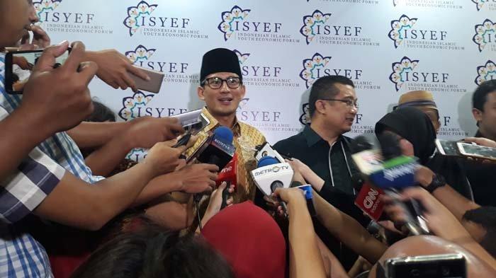 Sidak Air Tanah di Jakarta, Sandiaga : Tiba-tiba Pak Anies Nanti Nongol