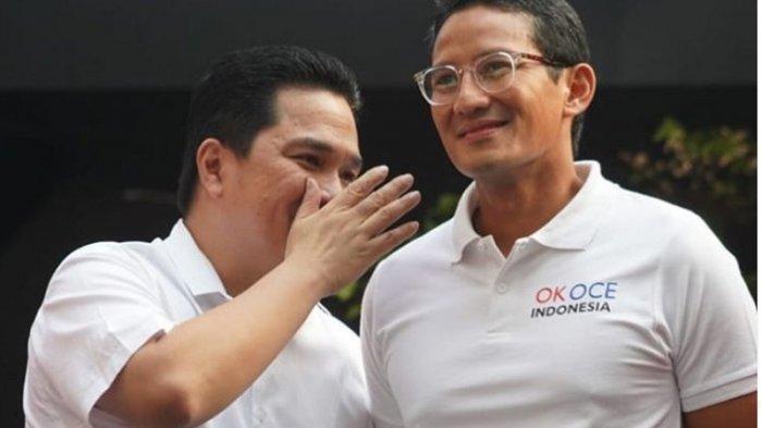 Respek Mantan Presiden PKS Anis Matta kepada Sandiaga Uno yang Tak Dampingi Prabowo Temui Jokowi