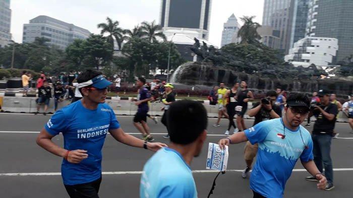 DKI Gelar Marathon untuk Sosialisasikan Asian Games 2018