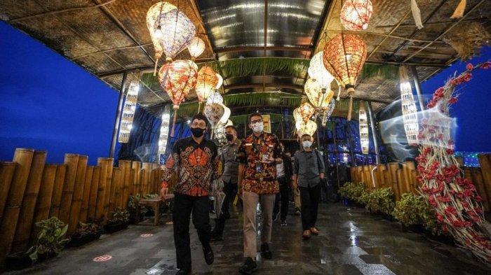Kunjungi Dusun Semilir, Sandiaga Uno Buktikan Pelaku Usaha Parekraf Siap Sambut Era Pariwisata Baru