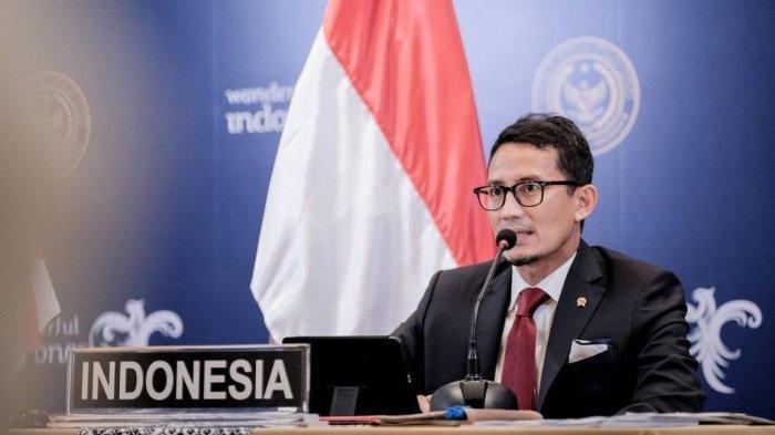 G20 Tourism Ministers Meeting 2021, Sandi : Pulihkan Sektor Parekraf Demi Penciptaan Lapangan Kerja