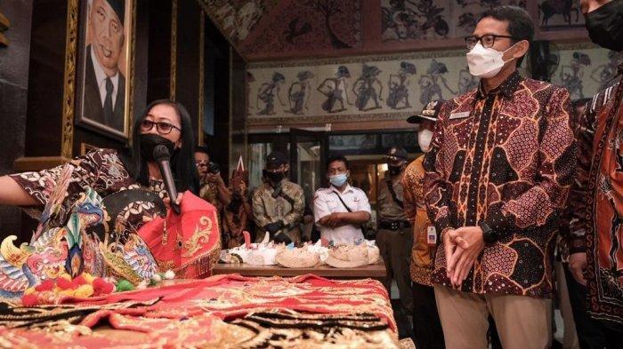 Wujudkan Pemulihan Ekonomi Nasional, Sandiaga Uno Gaspol Pengembangan Desa Wisata
