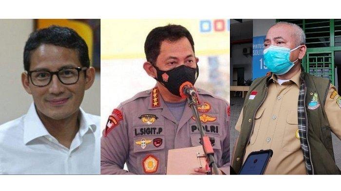 Sandiaga Uno Sebut Kapolri Dukung Konser Musik dan Acara Olahraga, Wali Kota Bekasi: Jangan Dulu Lah