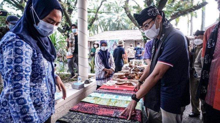 Aneka Batik hingga Olahraga Ekstrem Dinilai Sandi Jadi Modal Kebangkitan Pariwisata Tanjung Lesung