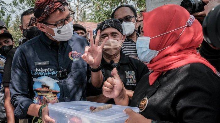 Ciptakan Peluang Usaha & Lapangan Kerja, Sandiaga Uno Tingkatkan Jaringan Internet di Pangandaran