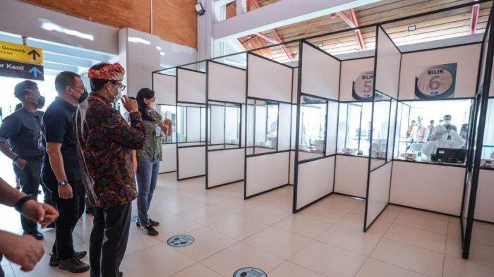 Layanan GeNose C19 Sudah Tersedia di Seluruh Bandara Angkasa Pura I, Sekali Tes Biayanya Rp 40.000