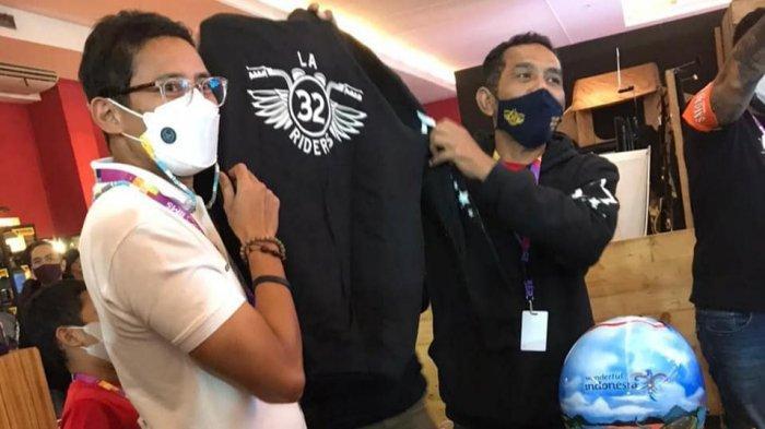 Sinergikan Pariwisata dan Otomotif, Sandiaga Uno Optimis Kembangkan Kedua Industri
