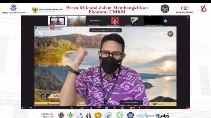Pandemi Ubah Industri Kreatif, Sandiaga Uno: Aplikasi, Gaming dan Televisi Menang Saat Pandemi