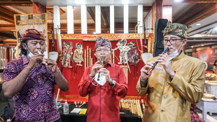 Pesta Kesenian Bali ke-43 Resmi Dibuka, Sandiaga Uno: Awal Kepulihan dan Kebangkitan Pariwisata