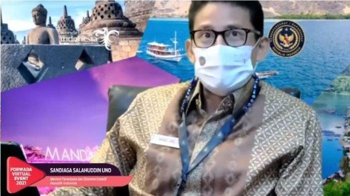 Sandiaga Uno Genjot Pariwisata Domestik Melalui Program Bangga Berwisata di Indonesia