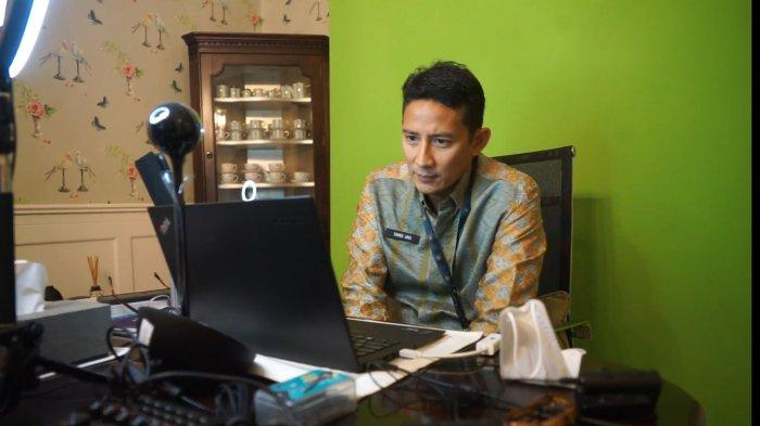 Bangkitkan Parekraf Nasional, Sandiaga Uno Bakal Gelar Virtual Food Expo Indonesia-New Zealand