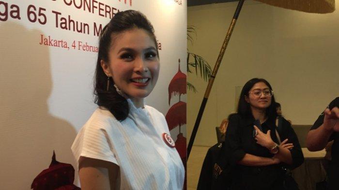 Upaya Mencegah Terinfeksi Virus Corona, Begini yang Dilakukan Sandra Dewi pada Anak-anaknya