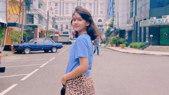 Punya Karakter Sama dengan Peran Wulan, Sandrinna Michelle Tak Kesulitan Syuting 'Dari Jendela SMP'