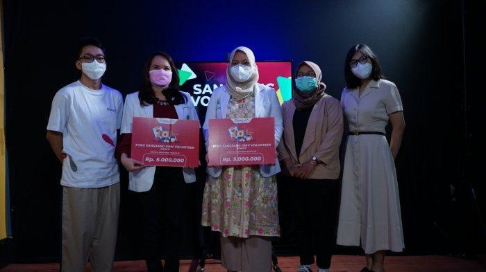 Komunitas KT&G Sangsang Univ. Indonesia Ajak Masyarakat Tidak Takut Divaksin