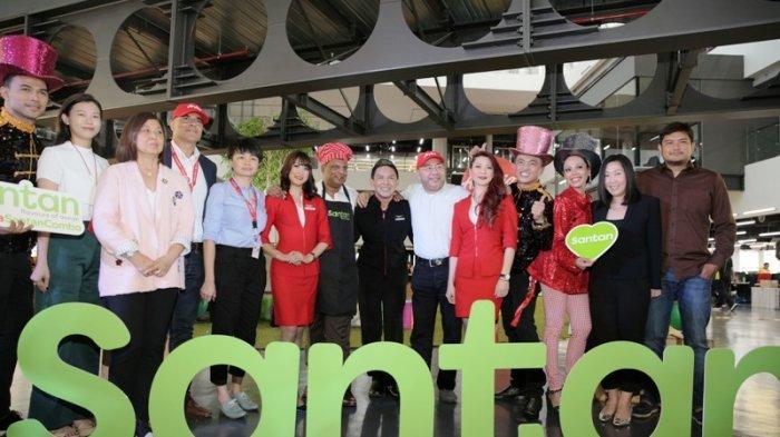 Santan Food Festival dari AirAsia