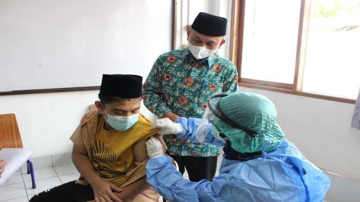 Dinas Kesehatan DKI Sebut Mayoritas Pelajar Sudah Disuntik Vaksin Covid-19