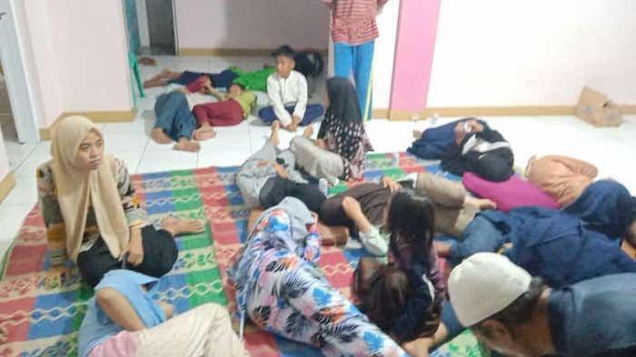 Puluhan Santri di Sukawangi Bekasi Diduga Keracunan Lontong Sayur Usai Buka Puasa