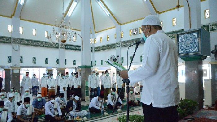 Dalam Satu Tahun Rutan Salemba Mampu Mencetak 100 Santri dari Warga Binaan