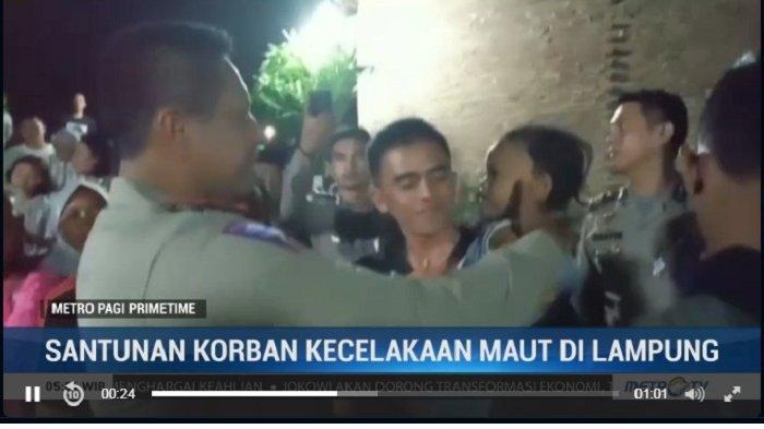 Polda Lampung Minta Jasa Raharja Segera Cairkan Uang Santunan Kecelakaan Maut Tol Sumatra