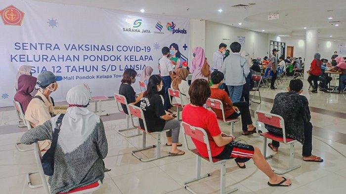 Dukung Penanggulangan Covid-19, Sentra Vaksinasi Sarana Jaya Jangkau Lebih 10.000 Orang