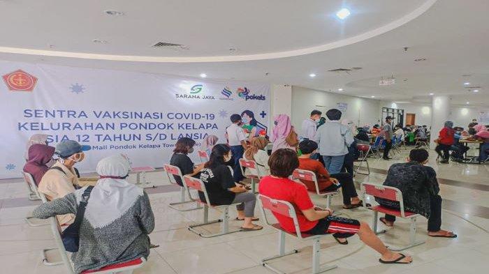 Apresiasi Pemprov DKI Jakarta Terhadap Sarana Jaya Atas Upaya Percepatan Vaksinasi Covid-19
