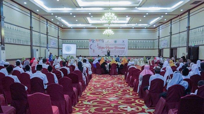 Sarana Jaya bersama dengan Majelis Ulama Indonesia (MUI) Provinsi DKI Jakarta, Badan Amil Zakat Nasional (Baznas) Provinsi DKI Jakarta serta Bank DKI Syariah menggelar buka bersama dan memberikan santunan kepada 100 anak yatim.