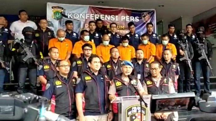 Dua Pejabat PSSI Pelaku Pengaturan Skor Perses Sumedang vs Persikasi Bekasi Diburu Satgas Antimafia