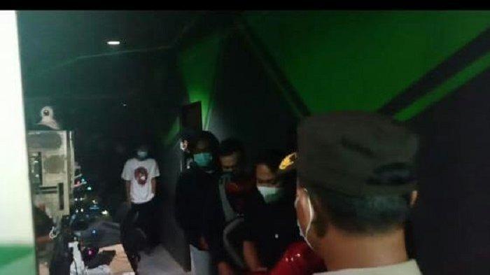 Langgar Jam Operasional, Pemilik Warnet Diamankan Satgas Covid-19 Kabupaten Bekasi