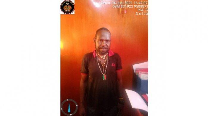 Satgas Nemangkawi Ciduk Terduga Penjual Senjata dan Amunisi ke KKB Papua, Sudah Transaksi Rp 1,3 M